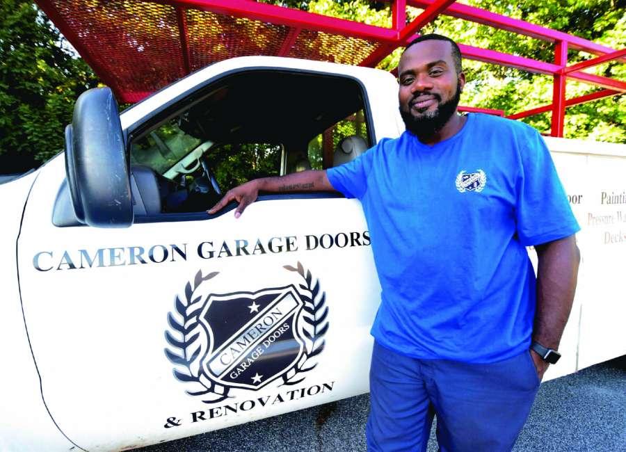 Ask The Boss Willie Cameron Cameron Garage Doors The
