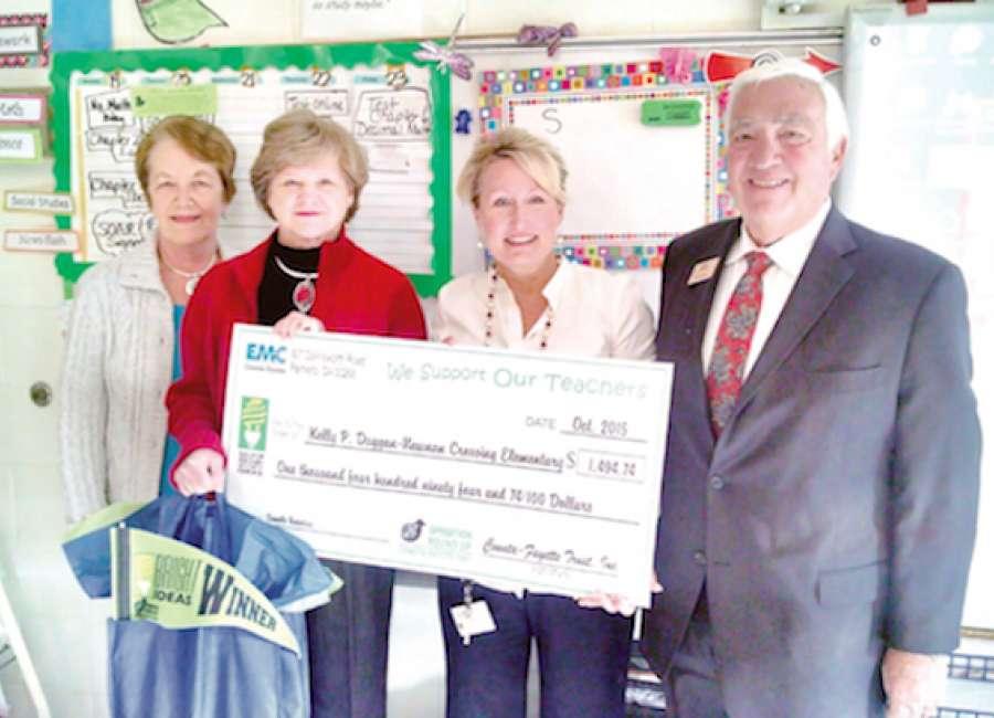 Classroom Grant Ideas ~ Newnan crossing elementary school teacher awarded bright