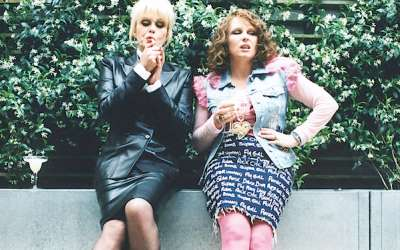 'Ab Fab' is one for the fans