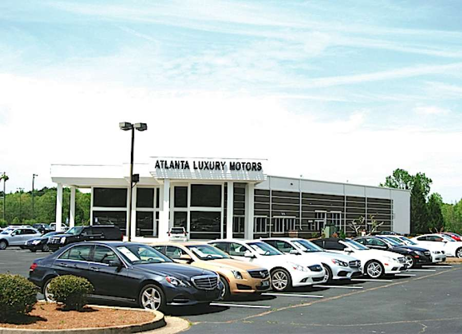 Atlanta luxury motors marietta for Marietta luxury motors marietta ga