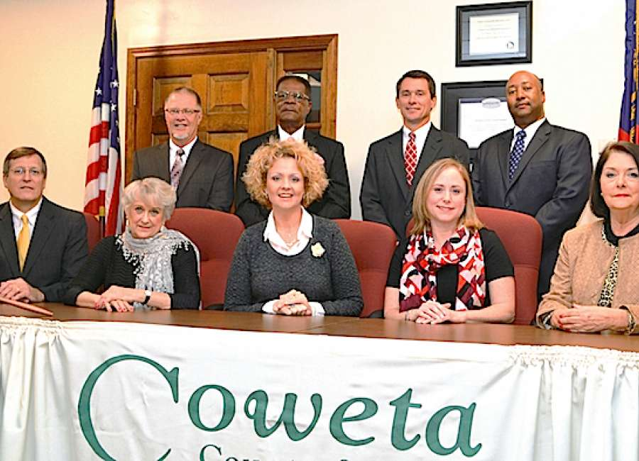 Coweta County Board of Education recognized as 'exemplary'