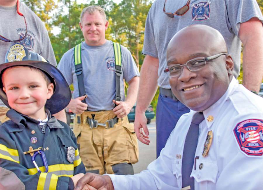 Coweta Fire hosts demonstrations, open houses for all ages