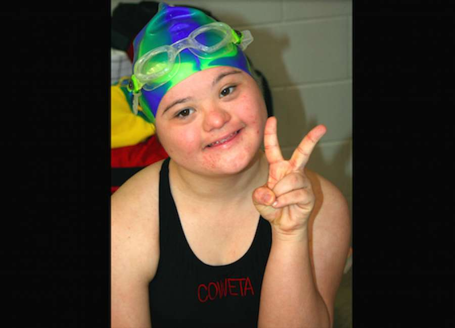 Davis, Shaner recognized by Georgia Special Olympics