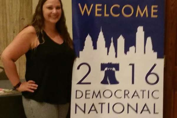 ​Delegate shares firsthand experiences at convention
