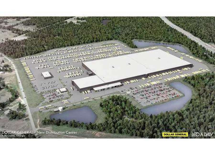 ​Dollar General plans Georgia facility, creating 500 jobs