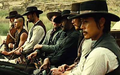 Escapist fun, 'Magnificent Seven' is no samurai