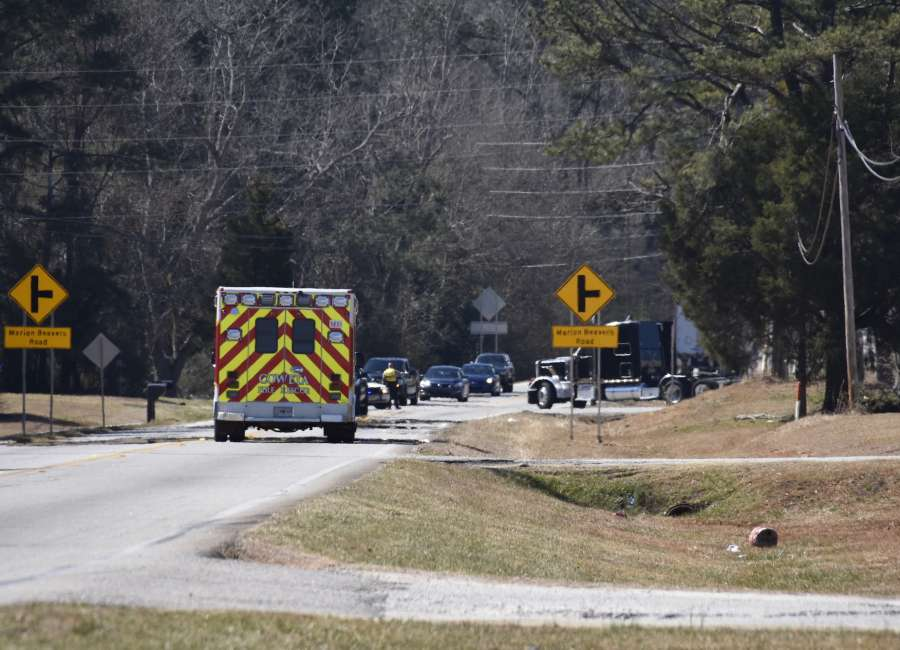 Fatal Accident Closes E Hwy 16 The Newnan Times Herald