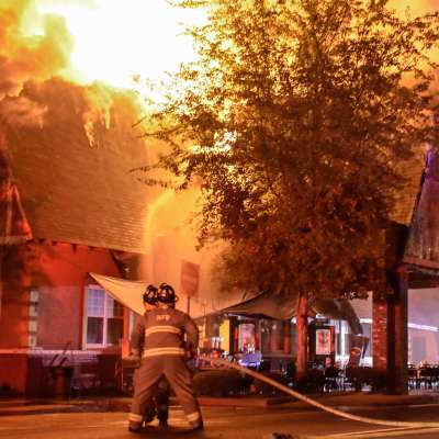 Fire ravages Tequila's Restaurant