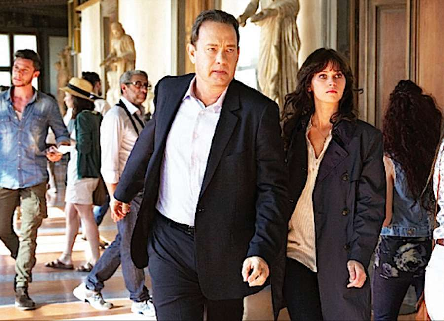 Hanks can't save impossibly dumb 'Inferno'