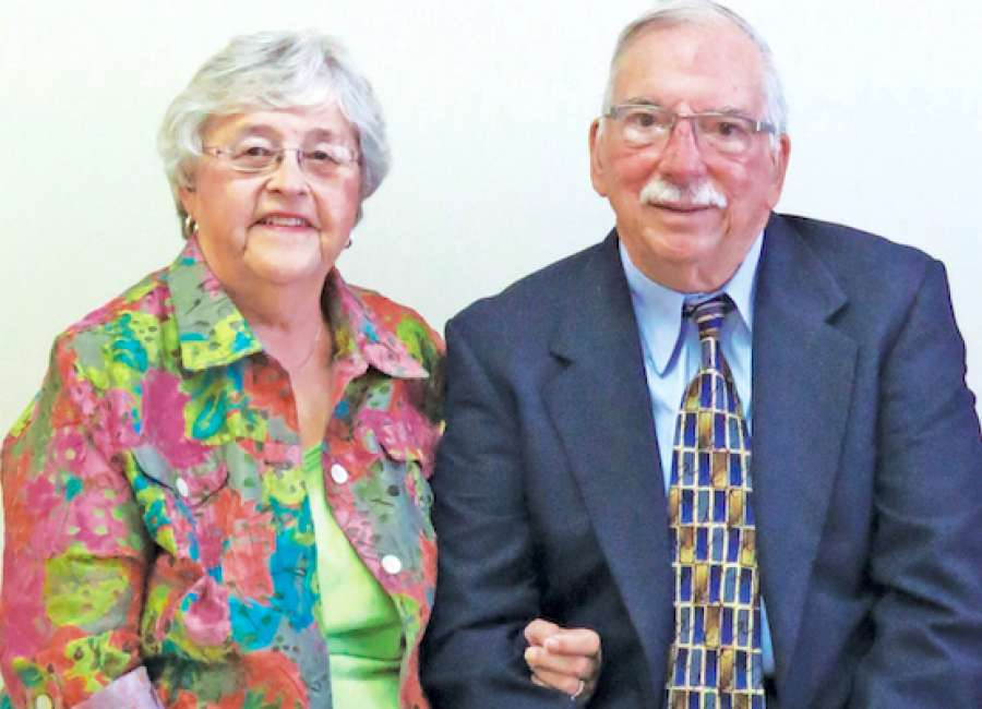 John and LaVonne Pedersen to celebrate 60th wedding anniversary