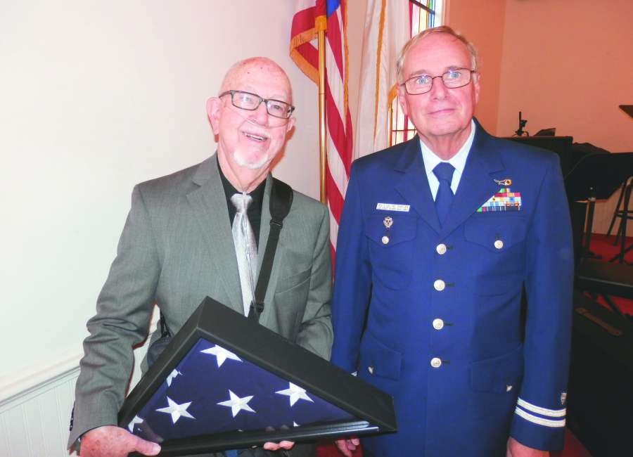 Local churches salute veterans