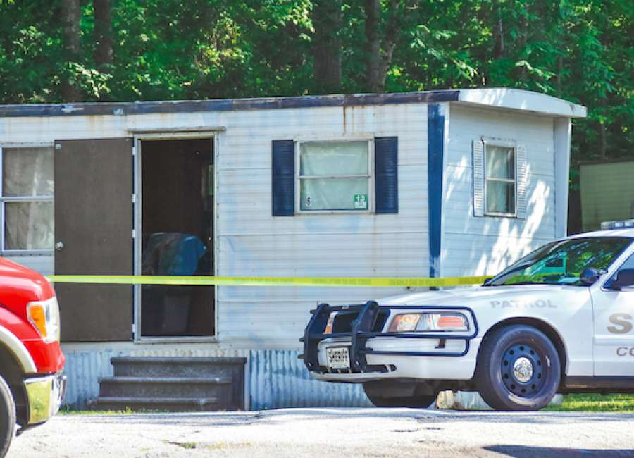 Man Charged In Trailer Park Shooting