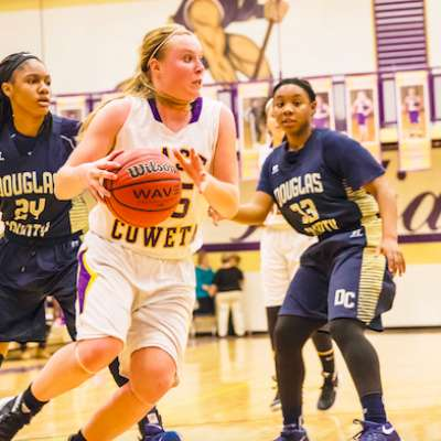 Morgan's school-record eight 3-pointers lifts East Coweta past rival Newnan