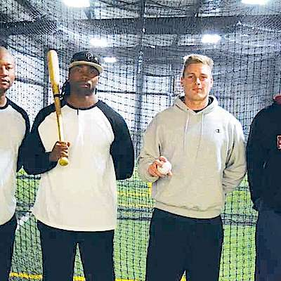 New business keeps three former local baseball players connected to the game