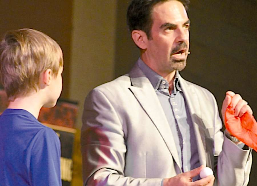 Nixon Centre brings magic to Newnan