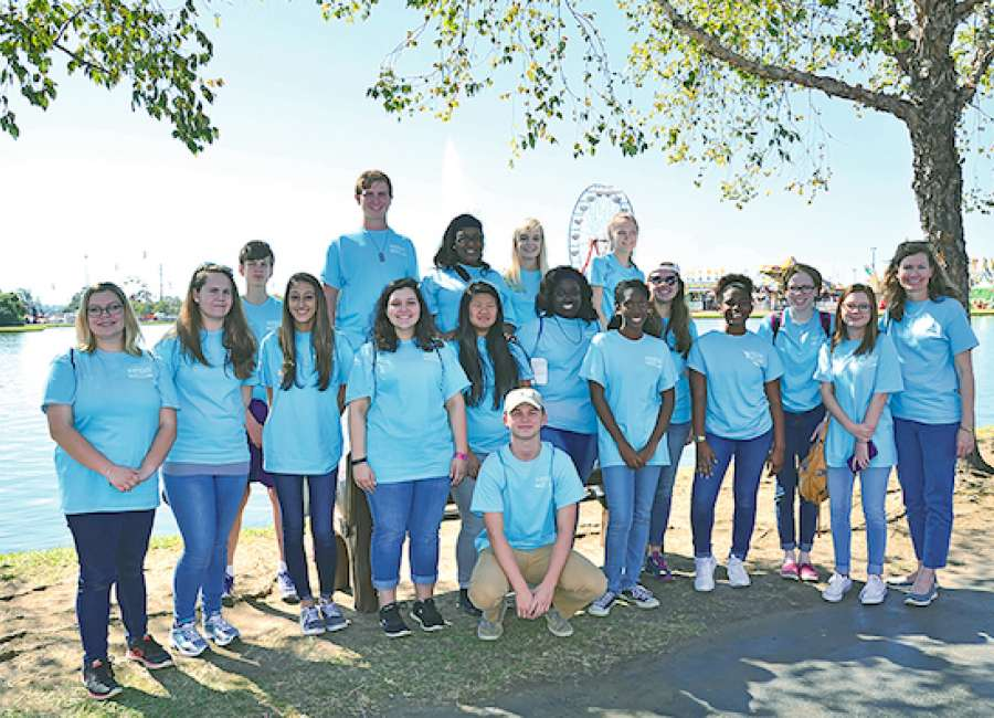 Northgate students attend fall leadership rally