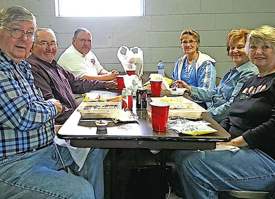 Optimist barbecue starts 150th fete