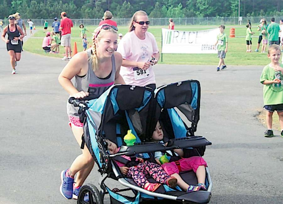 RACE for the Orphans celebrates mothers and motherstobe The – Times Herald Record Birth Announcements