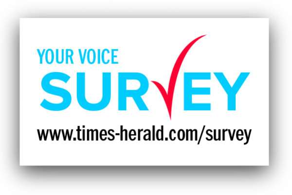 ​Reader survey available
