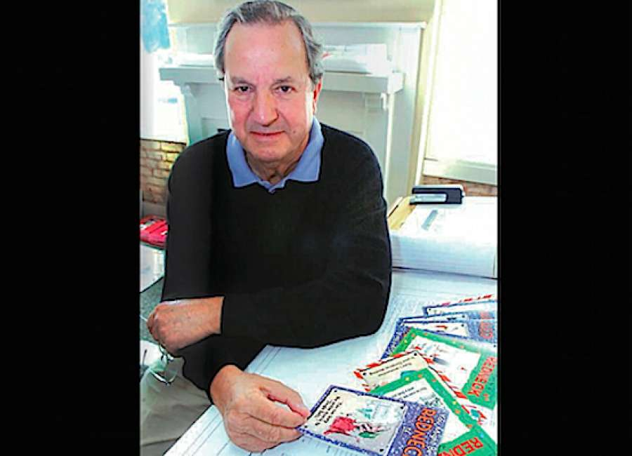 Retiring cartoonist Boyd has long, illustrious career