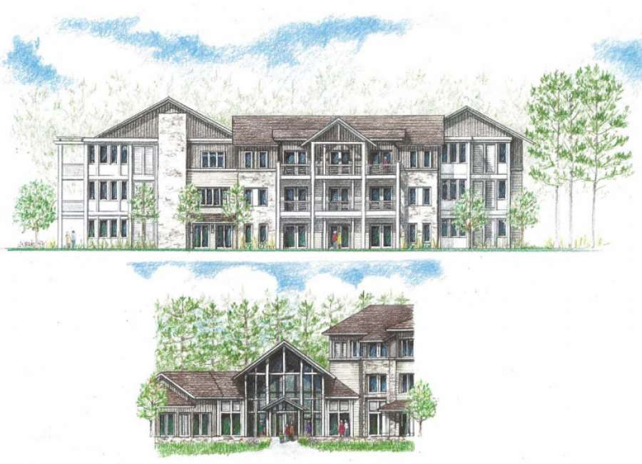 Charmant Rezoning Would Allow For 110 Bed Assisted Living Facility