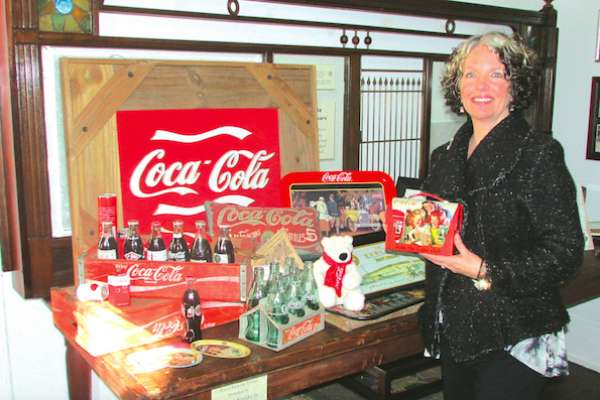 'Have a Coke and a Smile' exhibit Feb 12-27