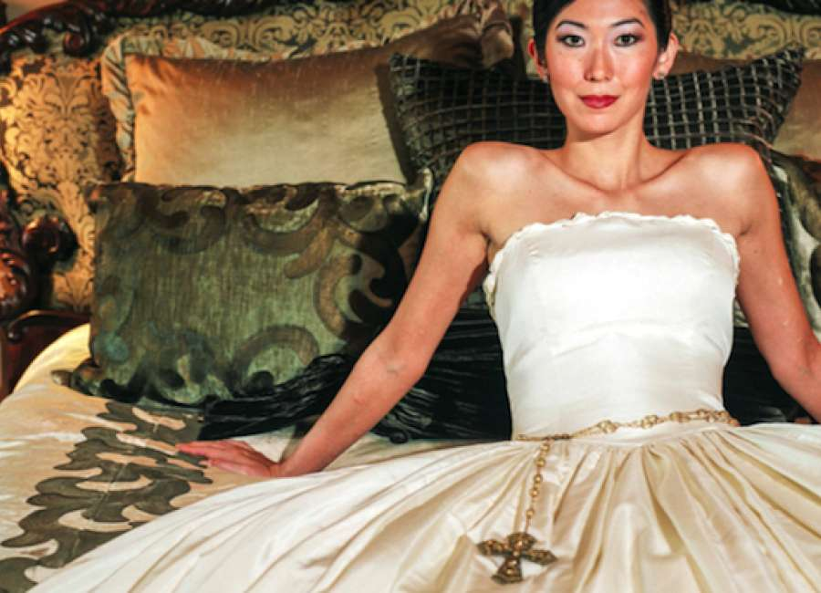 Many ways to recycle or repurpose a wedding gown