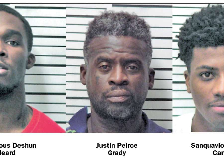 ​Three arrested in attack on Lone Oak woman