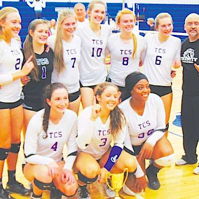 Trinity's GISA volleyball domination continues