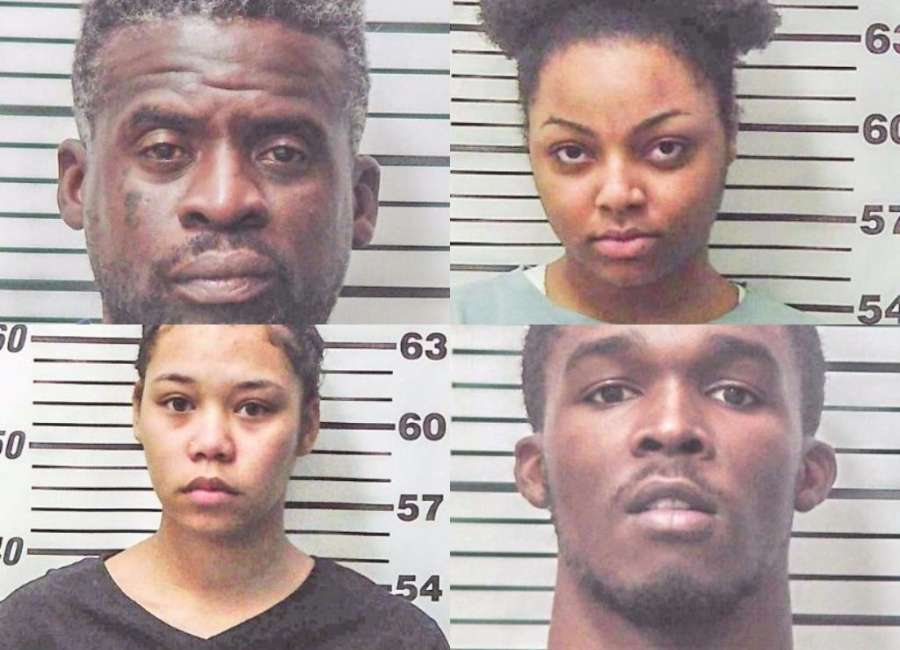 4 indicted in murder of 83 year old Dot Dow