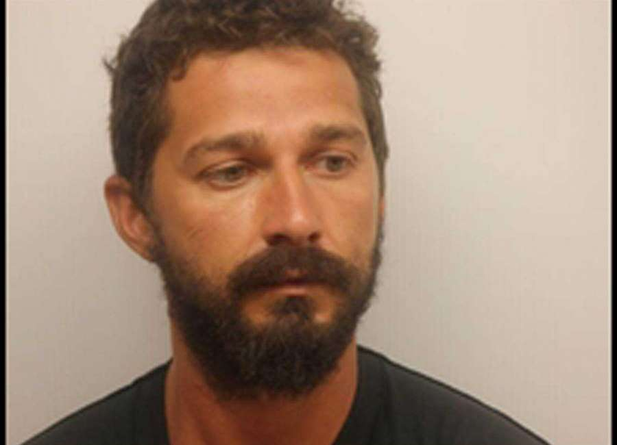 Shia LaBeouf Was Arrested Again, Booked for Public Drunkenness and Disorderly Conduct