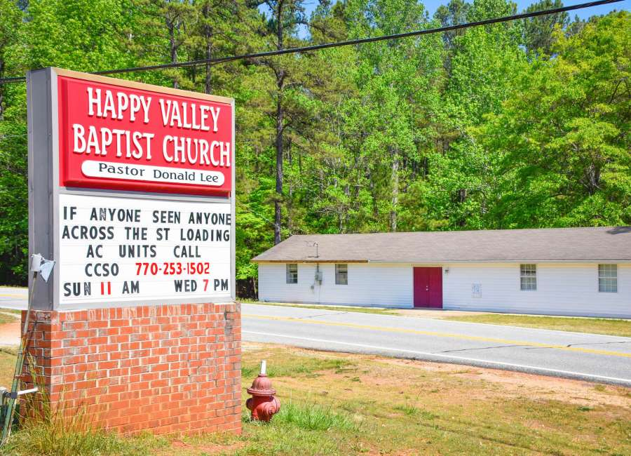 Air conditioner stolen from local church
