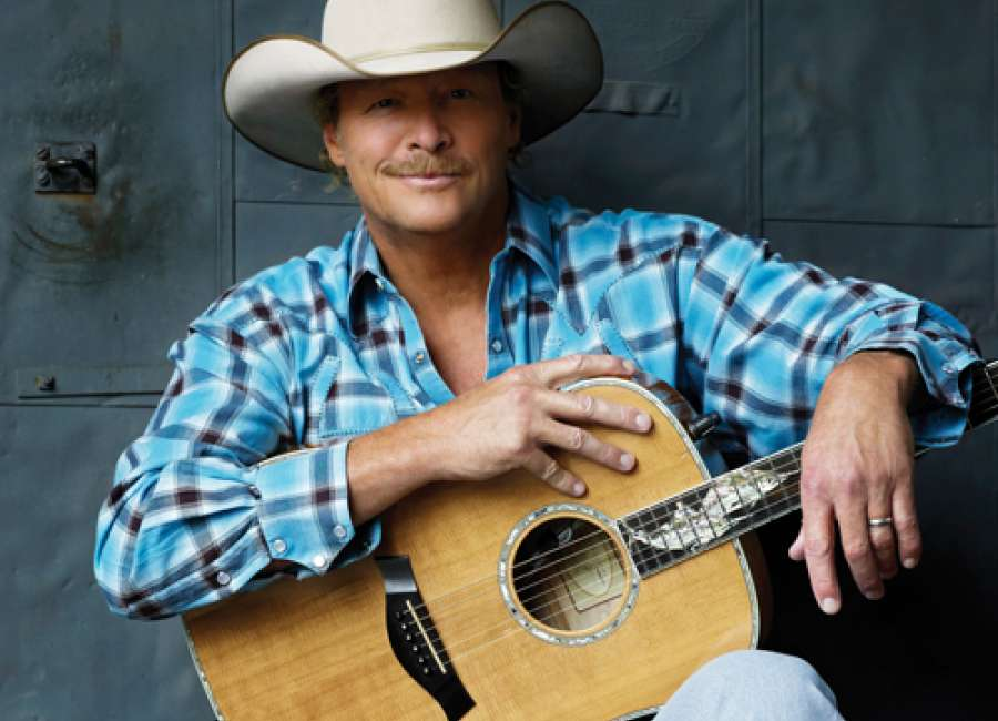 Alan Jackson to join Hall of Fame