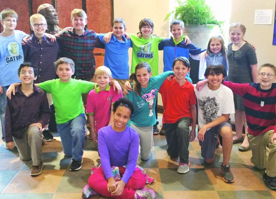 Arbor Springs students compete in technology fair