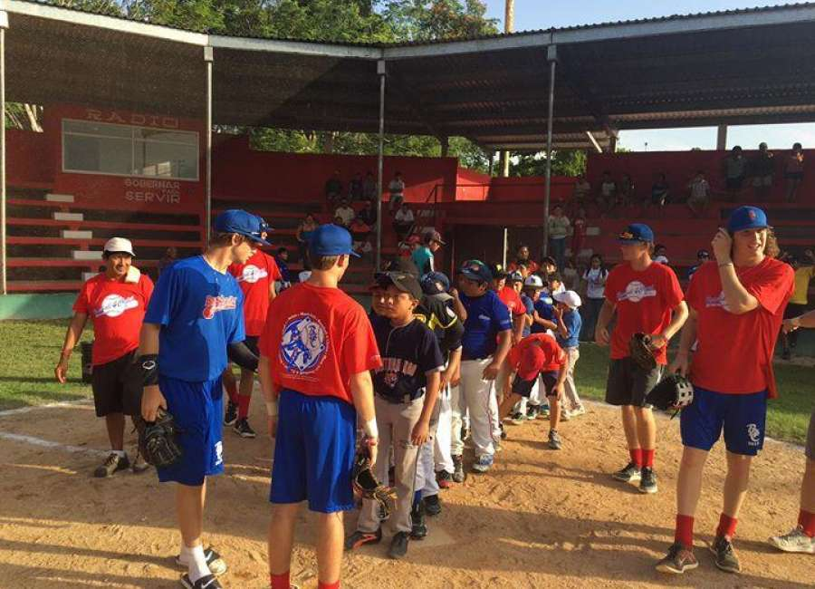 Baseball4Christ completes 8th mission trip