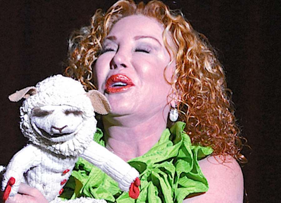 Beloved puppet visits Newnan