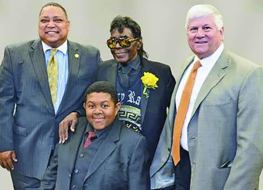 Bohannon inducted into Black College Alumni Hall of Fame