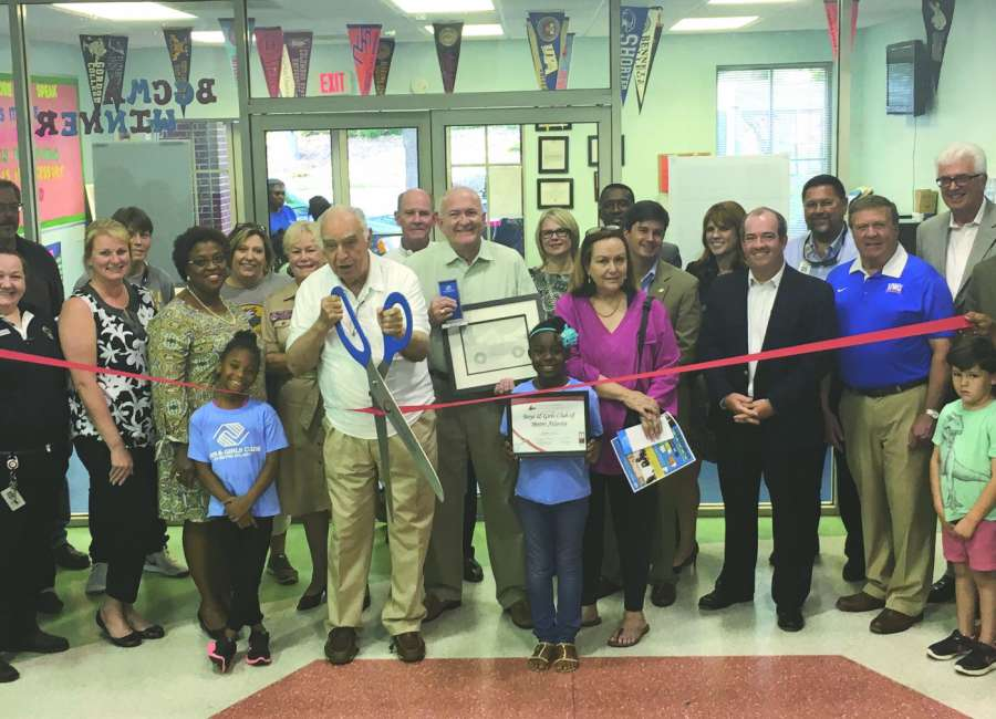 Boys & Girls Club welcomes community at open house