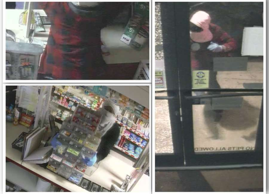 Burglars steal lottery tickets from gas station