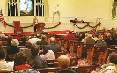 Christmas season preps churches for '17