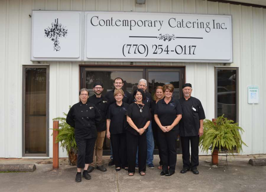 Contemporary Catering celebrates 25th anniversary