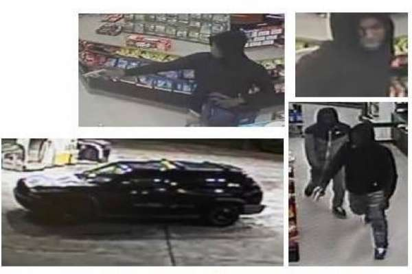 Convenience store robbed at gunpoint