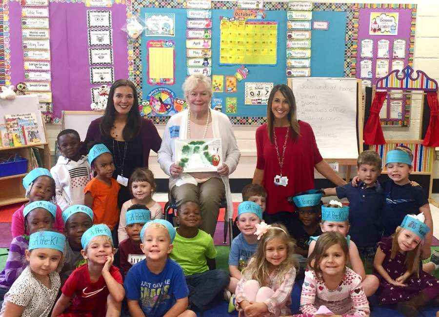 Coweta County Schools Celebrate Pre-K Week