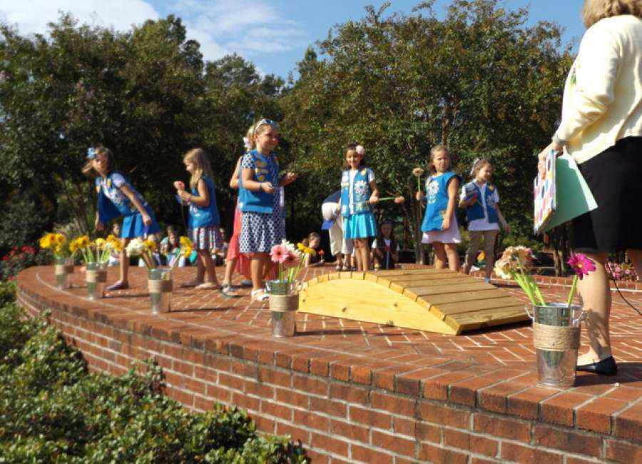Coweta Girl Scouts unit holds rededication ceremony