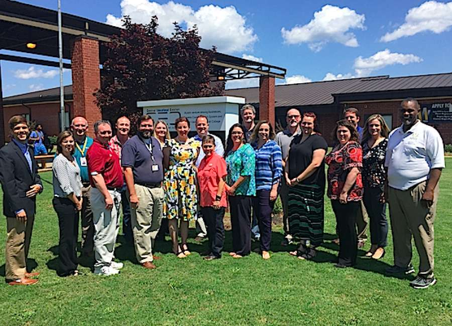 Coweta Industrial Fellowship for Teachers completes third year
