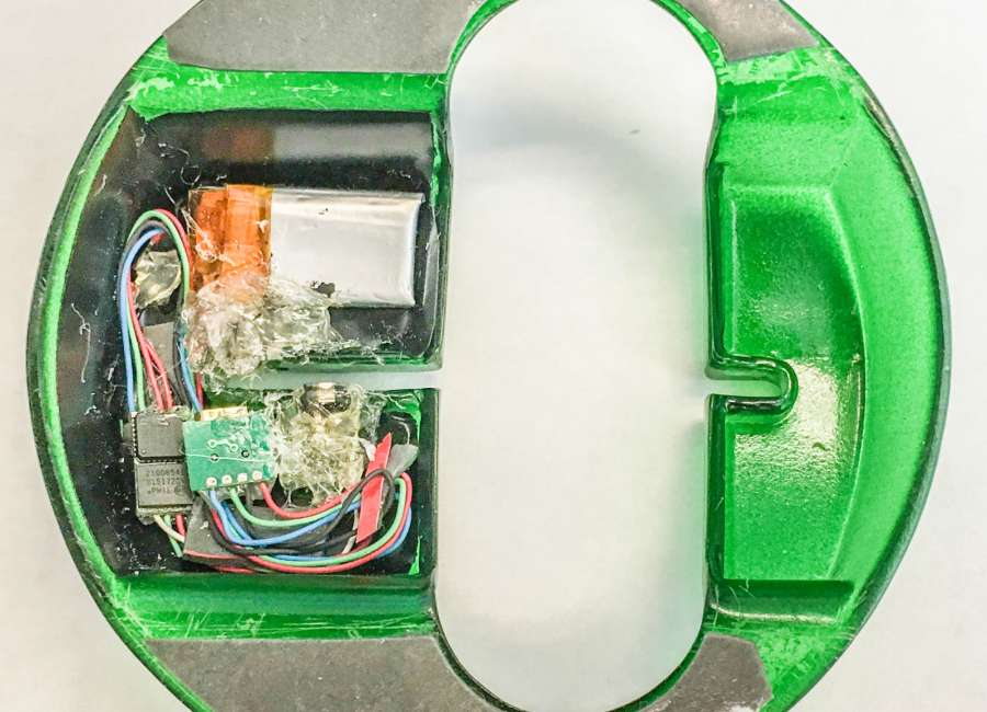 Card skimmer found on local ATM