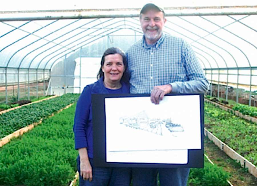 Cunninghams pass down tradition of gardening