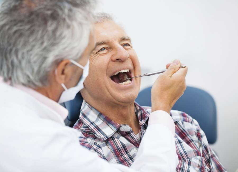 Dental care a concern for senior population