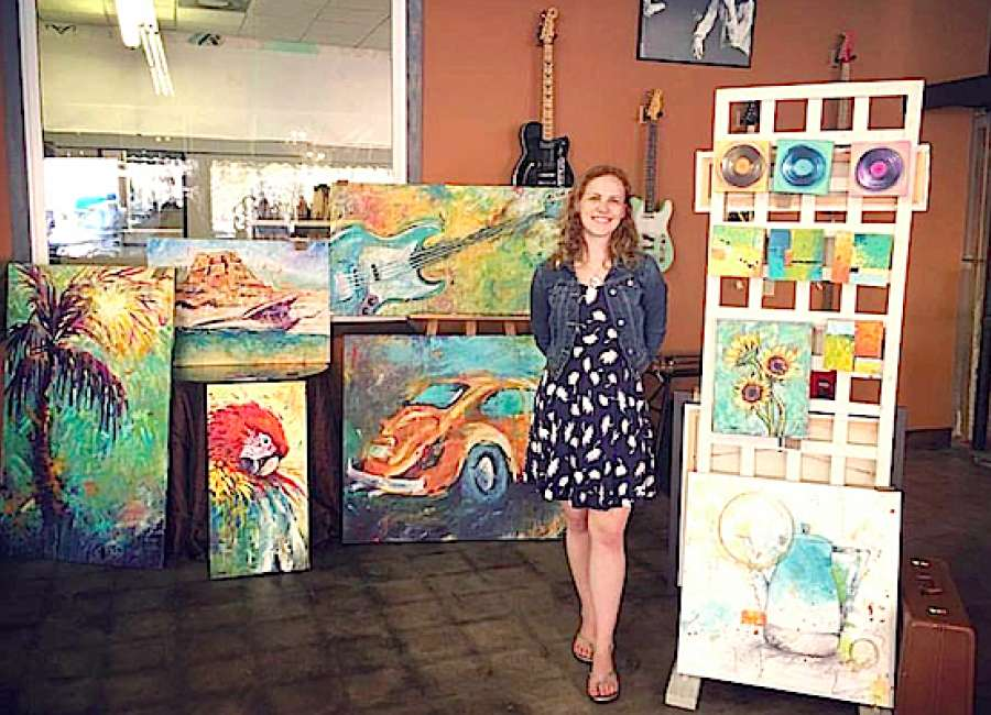 Downtown merchants judged Art Walk good for business