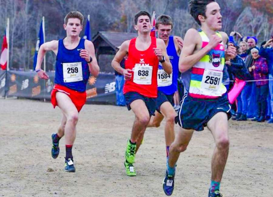 East Coweta's Harkabus qualifies for Foot Locker Nationals